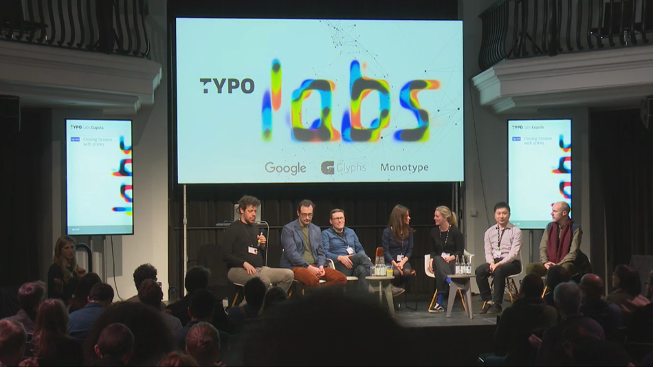 "Panel Discussion: ""Liberating Digital Type from the Metal Rectangle"""