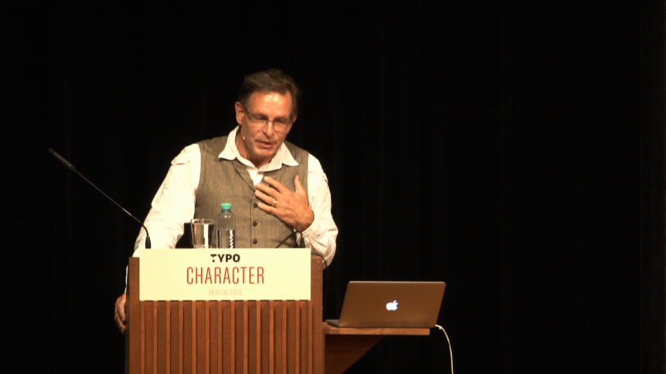 Character(s) – the basis of design