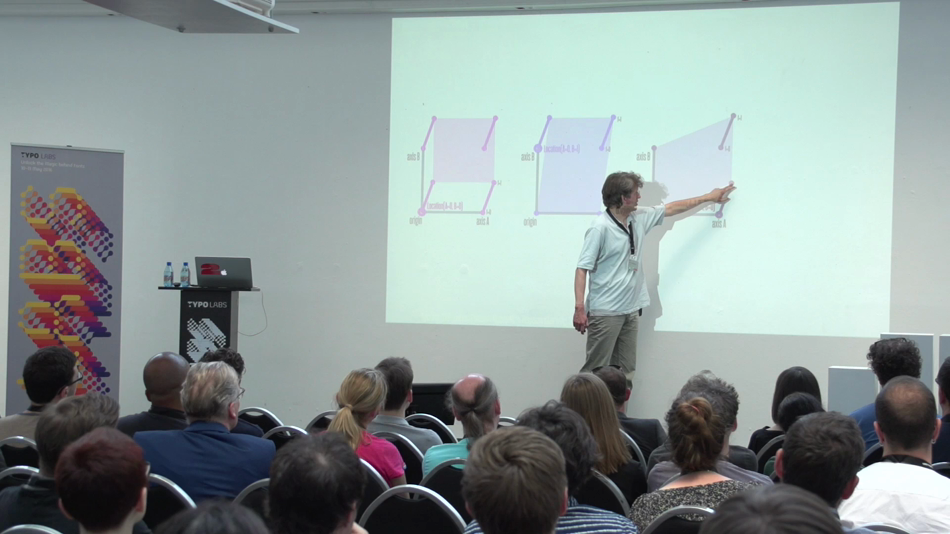 Responsive Lettering / MutatorMath Designspaces